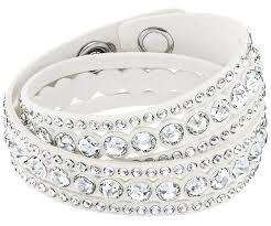 swarovski white bracelet images Slake white dot bracelet sale swarovski online shop jpg