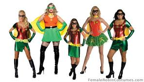 Female Robin Halloween Costume Shop Discount Female Robin Halloween Costumes Sale Girls