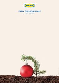Ikea Outdoor Ad Ikea Outdoor Advert By Tbwa Early Christmas Sale 1 Ads Of The
