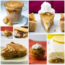 4 thanksgiving desserts low calorie and easy the