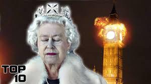 Queen Elizabeth by Top 10 Things That Will Happen When Queen Elizabeth Dies Youtube