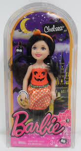 barbie halloween costume barbie halloween doll u2013 chelsea in pumpkin costume barbie doll
