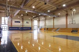 Dynamic Sports Flooring by Houston Christian High Our Story