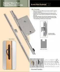 Patio Door Lock by Multipoint Sliding Door Lock 3 Hooks 45 Mm Stainless Steel