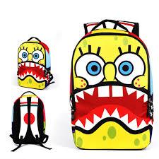 aliexpress com buy 19 inch children cartoon printing backpack