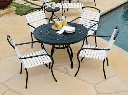 Square Patio Table Outdoor Square Metal Patio Table Round Glass Top Patio Table