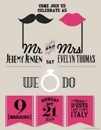 cool wedding invitations 25 creative and wedding invitation card design ideas