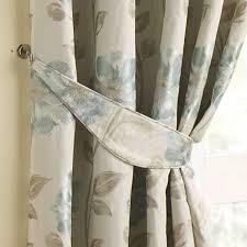 Diy Curtain Tiebacks Tieback Curtains 64 Diy Curtain Tie Backs Guide Patterns Citys Home