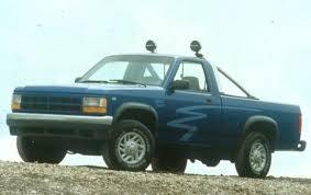 1990 dodge dakota information and photos zombiedrive