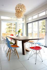 Charles Eames Armchair Design Ideas Eames Chair Replica Dining Room Transitional With Clock Eames