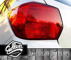 subaru crosstrek decals 12 16 subaru impreza wagon xv crosstrek red precut tail light