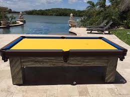 Outdoor Pool Tables by All Weather Outdoor Pool Tables U2013 Coolpooltables Com