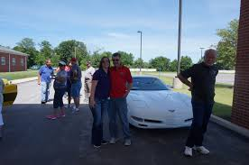 circle city corvette region dine n drive to wallace indiana region nccc