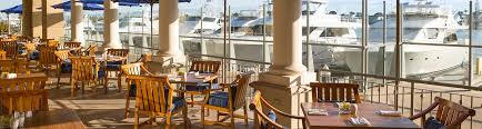 Restaurant Patio Dining Waterfront Dining Balboa Bay Resort