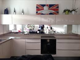 miroir cuisine credence miroir pour cuisine 0 cr233dence miroir sur mesure pour