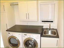 Laundry Sorter Cabinet Laundry Room Terrific Cabinet Laundry Tub With Faucet Cabinet