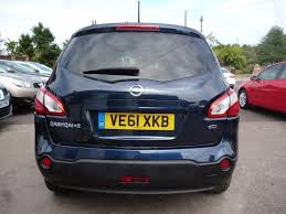 nissan qashqai used finance used 2012 nissan qashqai tekna plus dci 2 4wd 5dr for sale in