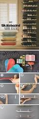 shoe rack diy 20 diy garage shelves to meet your storage needs