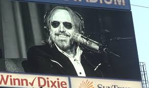 tom petty honored at uf homecoming game