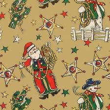 gift wrap christmas christmas western gift wrap retail packaging giftwrap