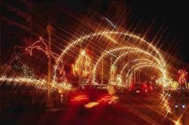 va beach christmas lights virginia beach holiday lights on the beach virginia beach va