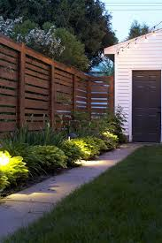 Fence Ideas For Small Backyard The 25 Best Outdoor Privacy Screens Ideas On Pinterest Outdoor