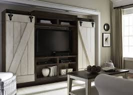 Entertainment Center Cabinet Doors Barn Door Tv Stand Plans Entertainment Center With Fireplace