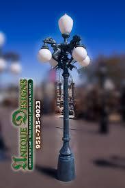 ornate custom ls ornate outdoor lighting