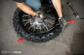 dirt bike tire change guide motorcycle usa