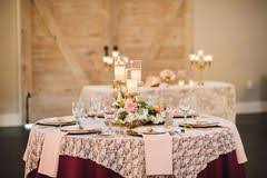 table linen rentals linens and events