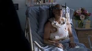 Breaking Bad Wikipedia Image 5x1 Ted In Hospital Png Breaking Bad Wiki Fandom