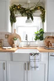 christmas decorating ideas for the kitchen gallery including