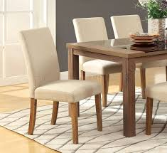sundance 5pc dining set light oak w ivory fabric chairs cm3565t sundance 5pc dining set light oak w ivory fabric chairs