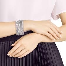 swarovski stainless steel bracelet images Fit bracelet white stainless steel exclusively on