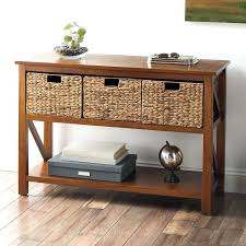 Storage Console Table Georgeous Storage Console Tables For Home Ideas U2013 Rtw Planung Info