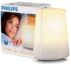 wake up light philips philips wake up light hf3475 01 with radio alarm white amazon co