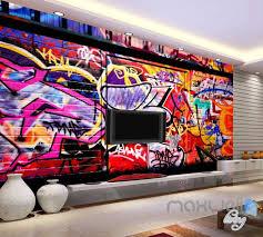 3d graffiti back door wall murals paper art print decals decor 3d graffiti back door wall murals paper art print decals decor wallpaper idcwp ty