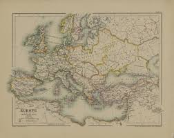 map page of section iv europe in the time of charles the g u2026 flickr