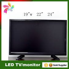 19 inch flat screen tv wall mount durable steel wall mounted tft display fixed plate metal frame 22