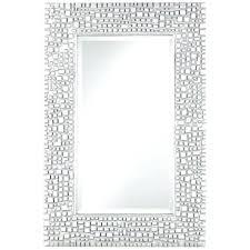bathroom mirrors 24 x 36 bathroom mirrors 24 x 36 textured relief high silver wall mirror