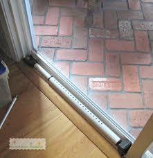Security Lock For Sliding Patio Doors Telescoping Security Bar Lock For Sliding Glass Doors Http