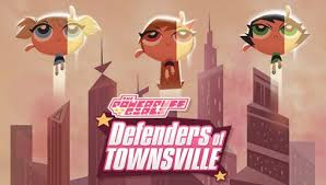 powerpuff girls defenders townsville android game free