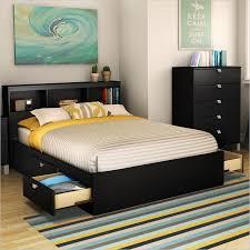 diy full size storage bed frame home design ideas