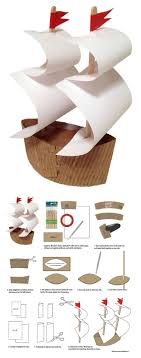 how to make a mayflower ship thanksgiving ships and craft