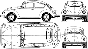 volkswagen bug drawing the blueprints com blueprints u003e cars u003e volkswagen u003e volkswagen