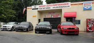 bmw repairs bmw repair shop in ashevile bmw mechanic import auto performance