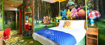 cbeebies land hotel at alton towers resort now open