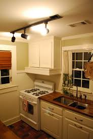 Track Light In Kitchen Kitchen Extraordinary Kitchen Design Ideas With Hang Track Lights