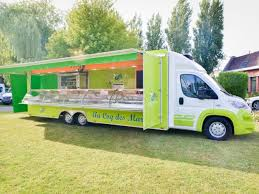 camion cuisine occasion friterie snack hedimag fabricant de commerce mobile