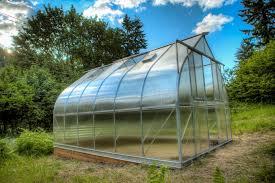 8 X 12 Greenhouse Kits Climapod Virtue Greenhouse 9 U0027x14 U2032 With 6 Mm Polycarbonate
